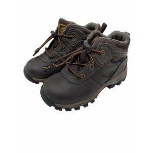 Timberland MT MADDSEN GSB Boys brown TB0A14IB Sz 7